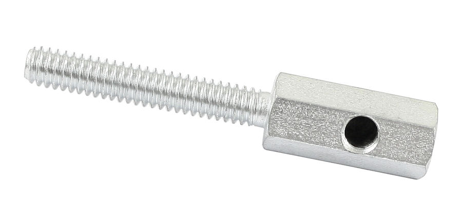 Parking Brake Cable Repair Kit : Brake cable shortening kit for both emergency cables