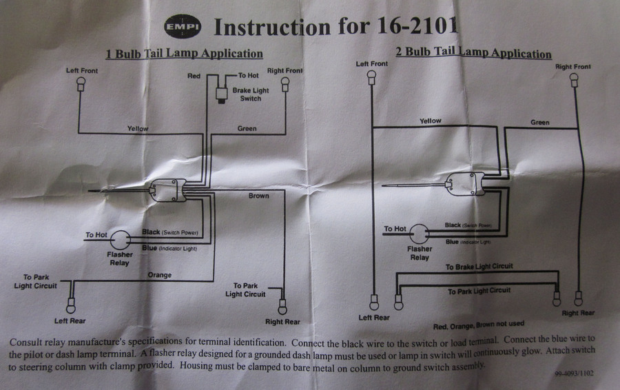 1777150842 empi wiring harness diagram diagram wiring diagrams for diy car Chevy Truck Wiring Diagram at alyssarenee.co
