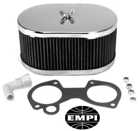 "Empi 8722 Air Cleaner Weber 38-45 DCOE /& Dellorto DHLA 4-1//2/"" X 7/"" X 1-3//4/"""