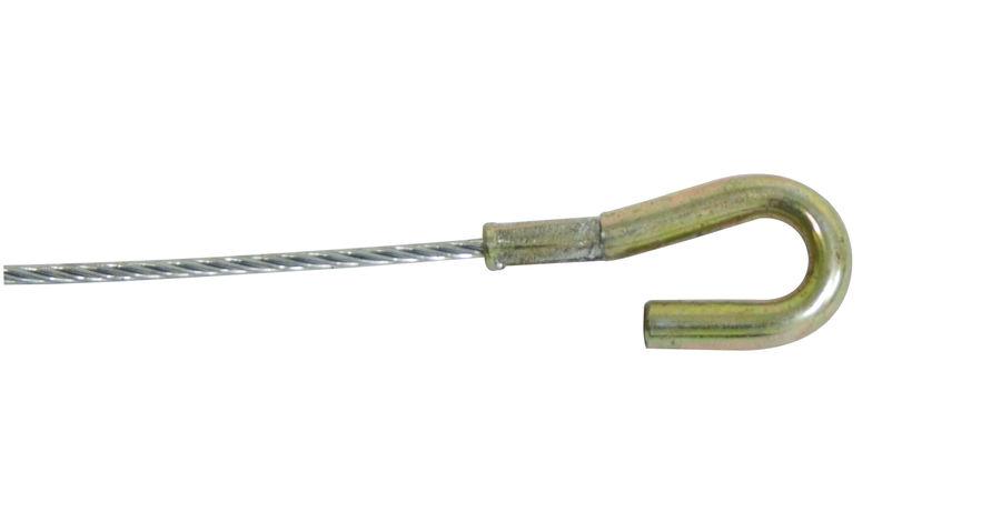 Empi 4863 Vw Bug Buggy Universal Throttle Cable Baja Vw
