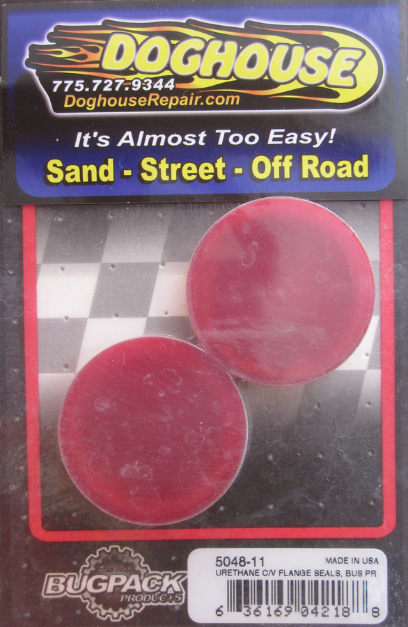 final drive buffer cover only bus urethane Bugpack pair