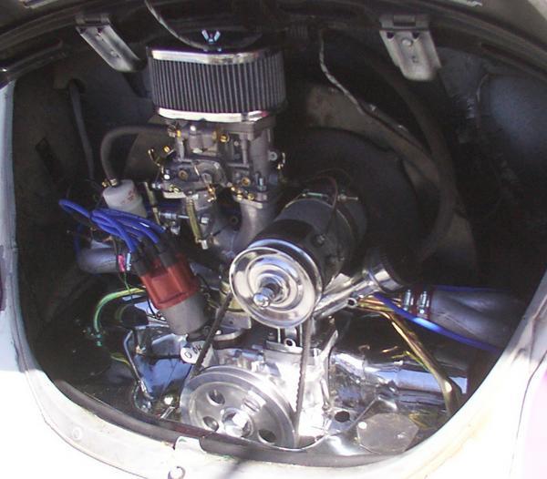 Weber Motor
