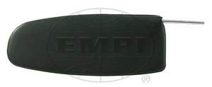 sun visor set black bug 58 to 64 pair Empi