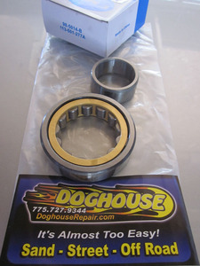 wheel bearing rear outer Bug, Ghia & Type 3 w/ irs 68 on China Empi