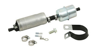 in-line fuel pump & filter kit not for FI - USA - Empi