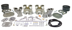 Empi Gen 3 HPMX dual 40 ultra carb kit for type 1 engines (cast billet)