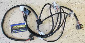 wire harness under faux tank RF1/ FX, HS4-Hs6 as of 4-2006