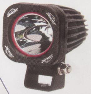 Discovery 10 watt single LED light - spot Black 1 LED