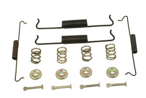 hardware kit & front brake springs, bug 58-64
