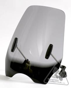 """Windshield fits HS style Rewaco trikes - MRA Clear/ Tinted shield 18.5"""" kit"""