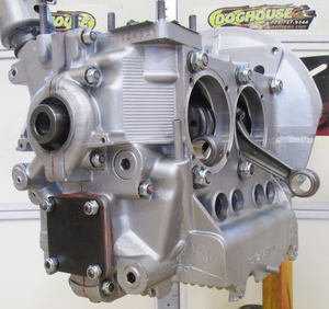 2387 short block - new build - went long block