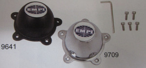 wheel cap replacement cap chrome for GT-5 & 5 RIB Empi wheels