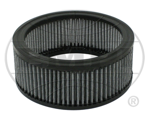 """air filter element for 2 1/2"""" tall x 6 3/8"""" diameter assembly Empi"""