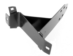 bracket for stock front bumper 68-73 Left