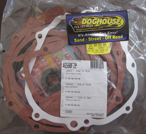 transmission gasket set w/ rear main seal Brazil - PPI