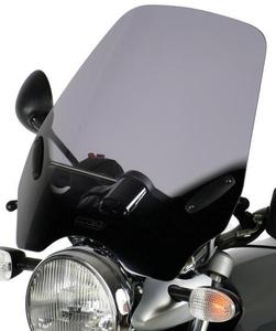 "Windshield fits HS style Rewaco trikes - MRA Smoke/ Tinted shield 18.5"" kit"