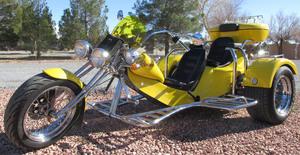 2002 Rewaco Chopper Series HS4 w/ 1679 & pull trailer