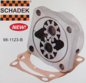 Aluminum Body Oil Pumps flat gear - Doghouse Repair