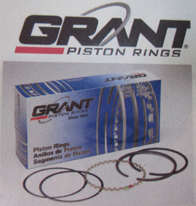 ring set 85.5mm Grant 2x2x5 Empi chrome