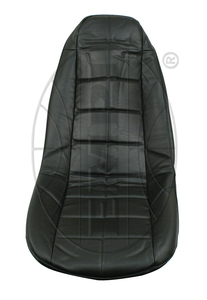 seat cover lay back FG seat only black square pattern - Empi