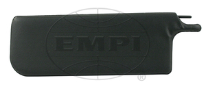 sun visor set black convertible bug 65-72 pair Empi
