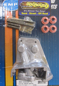 oil cooler adapter tower adapter stock Taiwan Empi