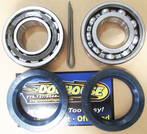 Wheel bearing set w/ seals fits Rear of Rewaco models