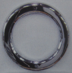 replacement bezel for round taillight - K-Four