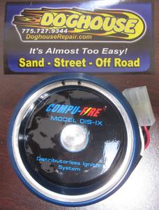 Compu-Fire cap & rotor disc (electronic module) for DIS-IX kit