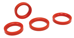 grease seal set front end ball joint red urethane Bugpack Empi