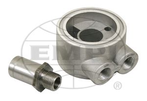 oil cooler adapter sandwich or wafer (for adding an oil cooler) type 4 Empi