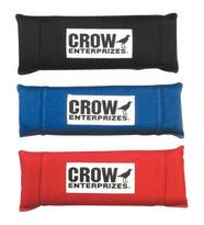 "harness pad set Crow - Red 3"" FR seat belt pads"