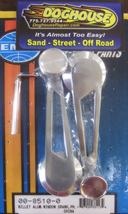 window crank billet bug all pair Empi