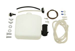 window washer kit universal - provides real water to the windshield