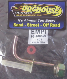 fuel outlet pipe kit bug, early bus, fastback / squareback 62-74 - Empi