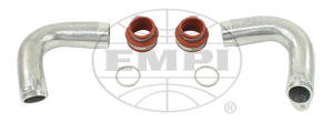 manifold end casting set NEW Single Port kit type 1 Empi