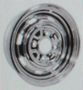 rim close 4 pattern stock style slotted steel chrome 15 x 4 1/2 PPI