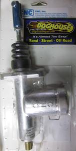 "master cylinder 5/8"" round reservoir CNC"