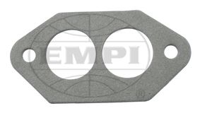 manifold intake gasket HP Paper dual port w/o pin holes Empi