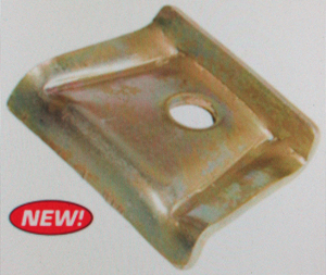 gas tank mounting bracket or tab for all air cooled vw - each