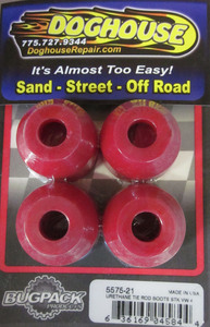 vw tie rod boot set of 4 urethane Bugpack Empi