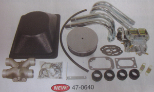carb kit single 38 EGAS for type 3 engines Empi