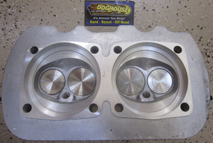 "cylinder head dual port 94 ssv, 40 x 35.5, 3/4"" plug, single springs HP Brazil Perf Prod"