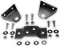transmission mount set bug solid steel 3 piece 1 front (2 bolt) & 2 rear - Scat