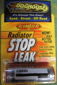 Alumaseal radiator stop leak 20 g