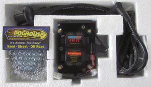 Compu-Fire DIS-IX kit with Black wire set