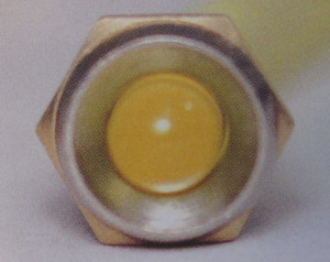 indicator warning light AMBER small LED standard K-Four