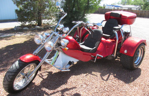 2005 Rewaco Chopper Series HS4 Handicapped equipped - ready to go home