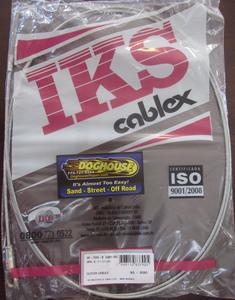 clutch cable bug & ghia thru 60 & 62-63