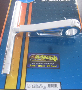 "grab handle billet adjustable type straight for 1 1/2"" tube Empi"